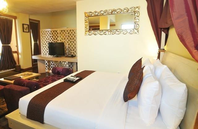 Marbella Pool Suites Seminyak - Satu kamar tidur