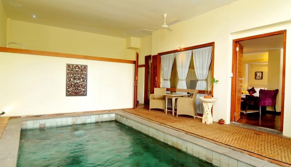 Marbella Pool Suites Seminyak - 1 BR Kolam Renang