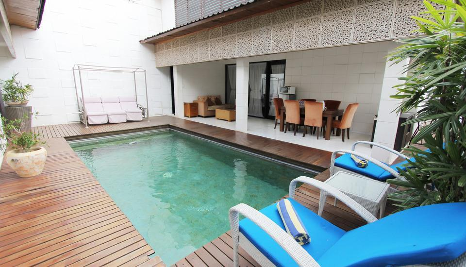 Marbella Pool Suites Seminyak - 2 Bedroom Pool Suite