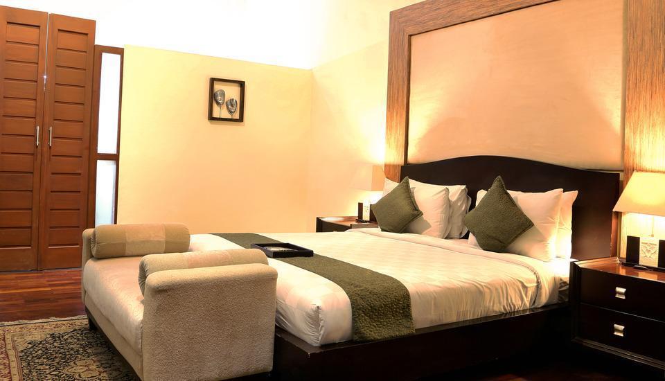 Marbella Pool Suites Seminyak - 3 Bedroom Pool Suite with breakfast Last Minute