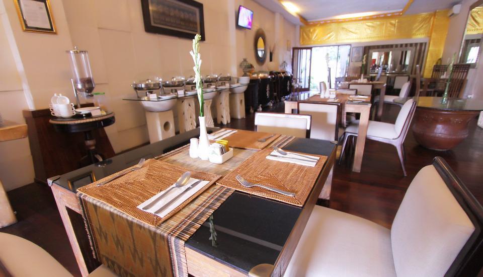 Marbella Pool Suites Seminyak - Restaurant