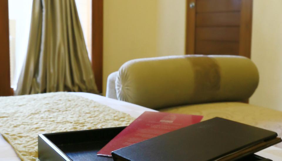Marbella Pool Suites Seminyak -