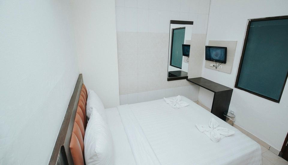 New Hotel Lilik Yogyakarta - Deluxe Room Regular Plan