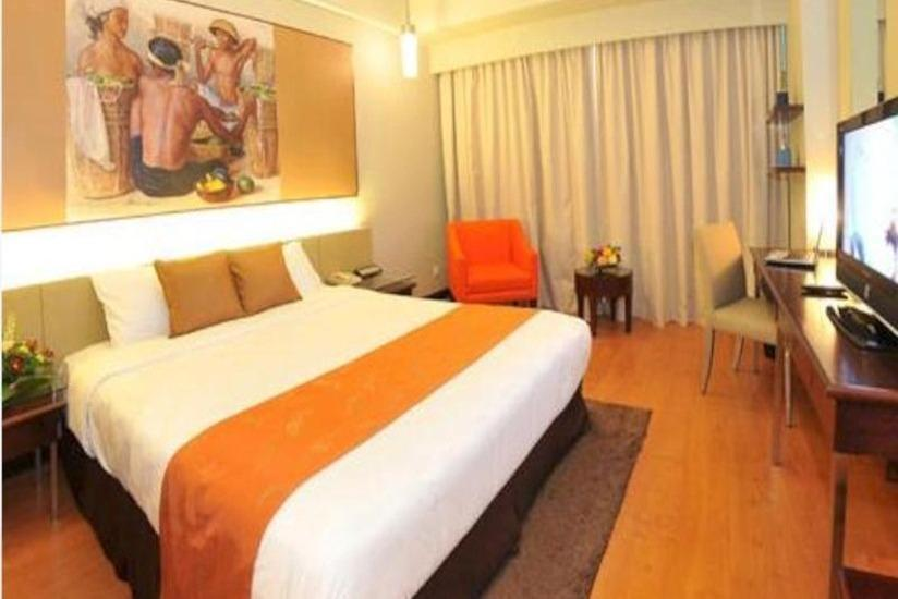 Grand Candi Hotel Semarang - Kamar tamu