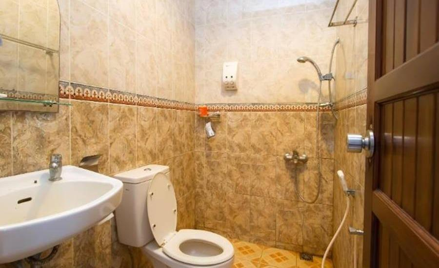 Bukit Berahu Resort Belitung - Kamar mandi