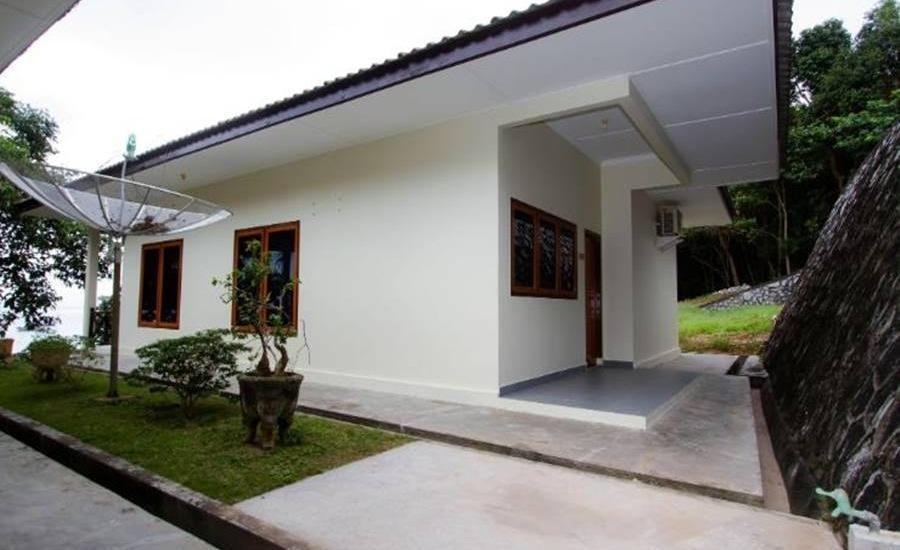Bukit Berahu Resort Belitung - Eksterior