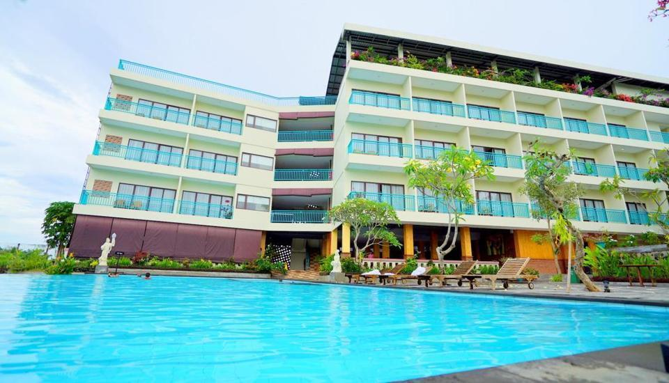 Royal Casa Ganesha Hotel & Spa Ubud Bali - Kolam Renang