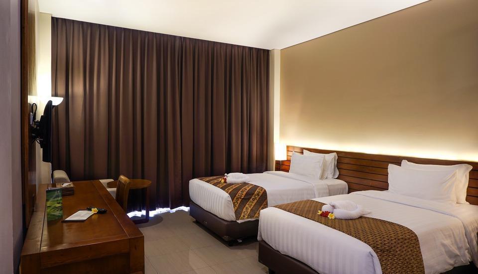 Royal Casa Ganesha Hotel & Spa Ubud Bali - Deluxe Room Only Last Minute Offer