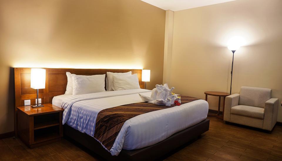 Royal Casa Ganesha Hotel & Spa Ubud Bali - Suite Room