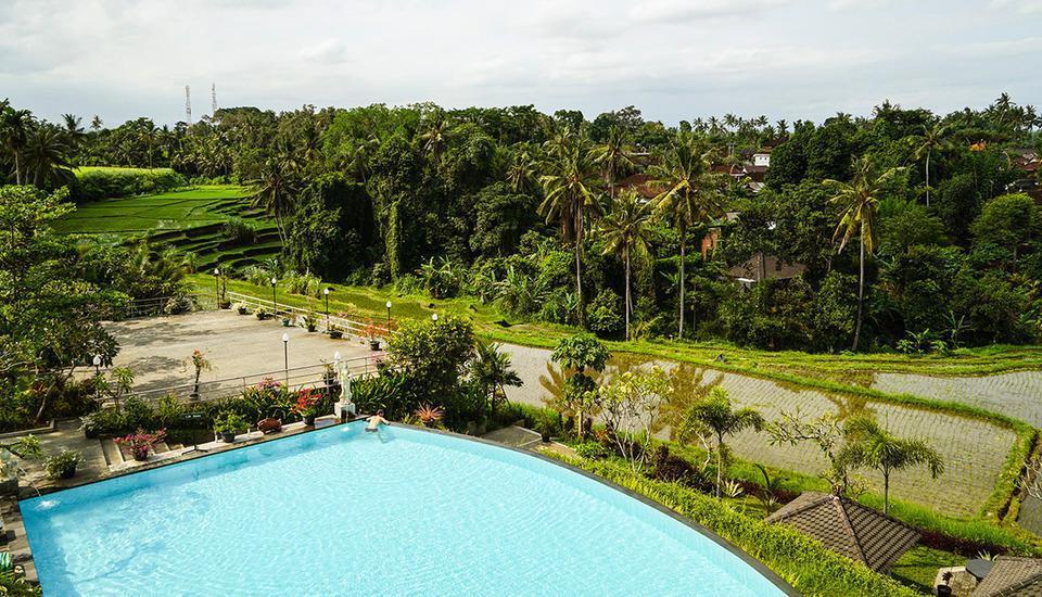 Royal Casa Ganesha Hotel & Spa Ubud Bali - Pool