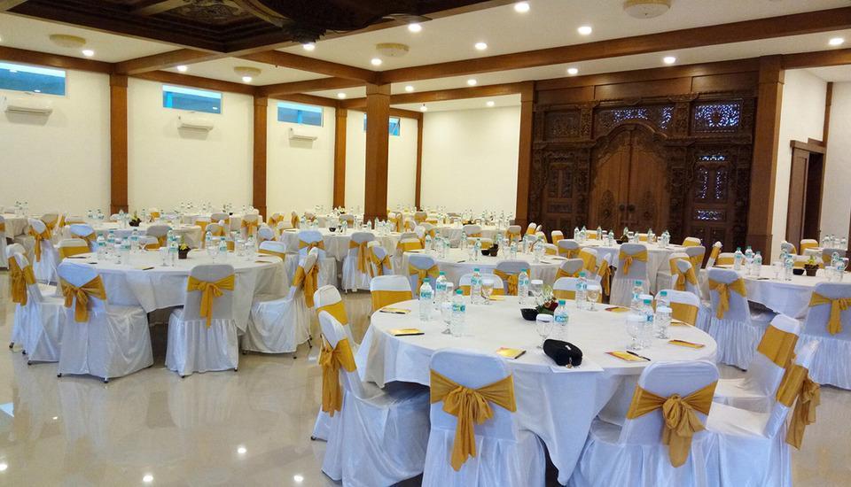 Royal Casa Ganesha Hotel & Spa Ubud Bali - Ruang Meeting