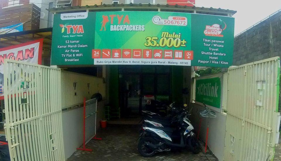 Tya Backpackers Malang