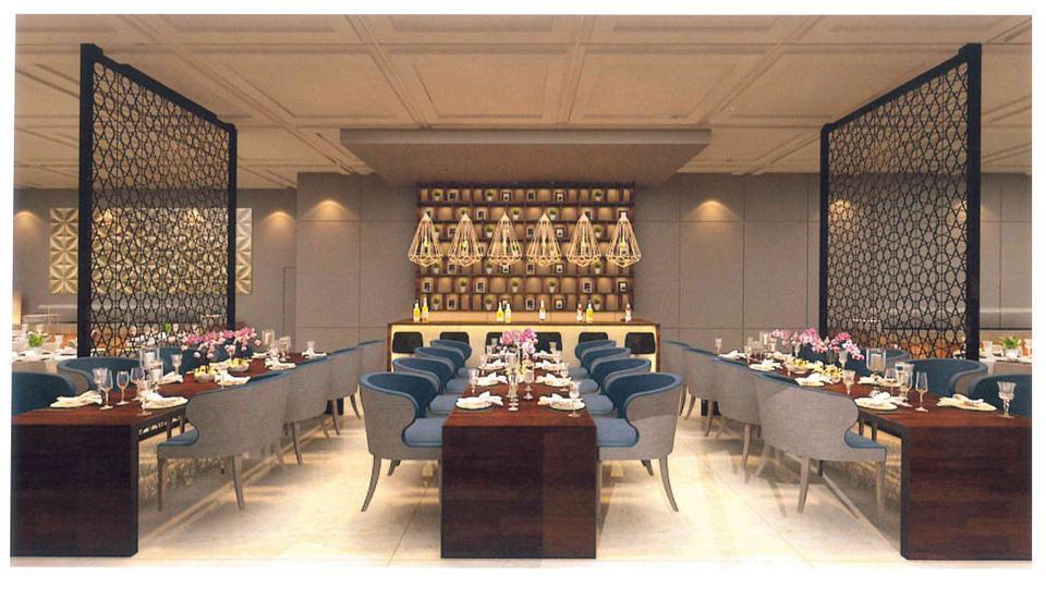 Rivoli Hotel Jakarta - Bar / Lobby Lounge di Rivoli Hotel jakarta