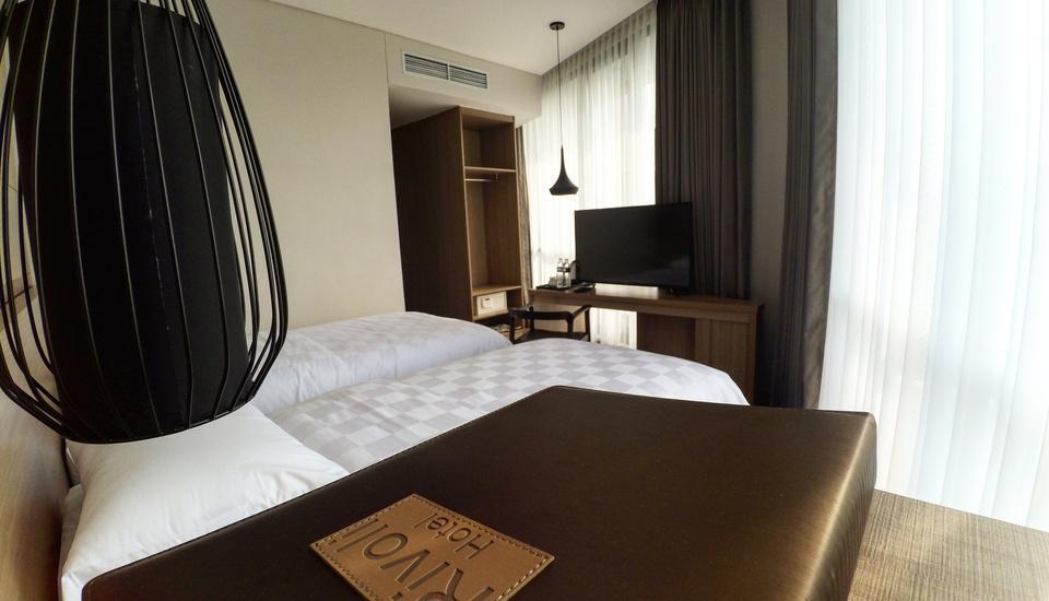 Rivoli Hotel Jakarta - kamar deluxe
