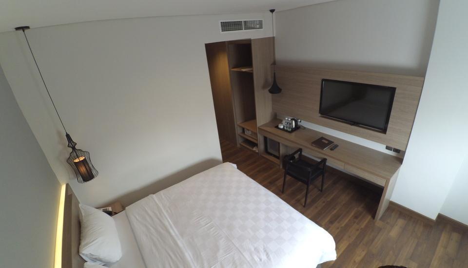 Rivoli Hotel Jakarta - superior double at rivoli hotel jakarta