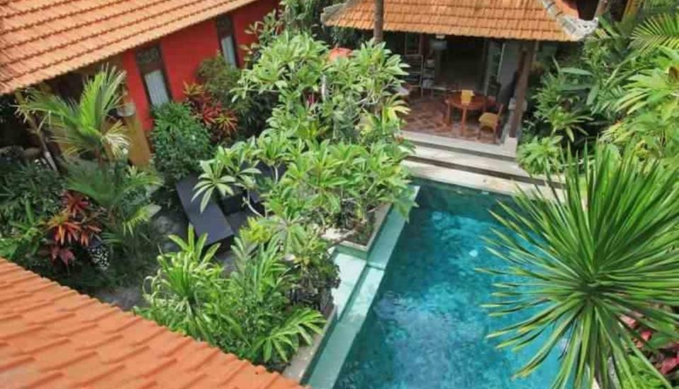 Mawa House Ubud Bali - Kolam Renang