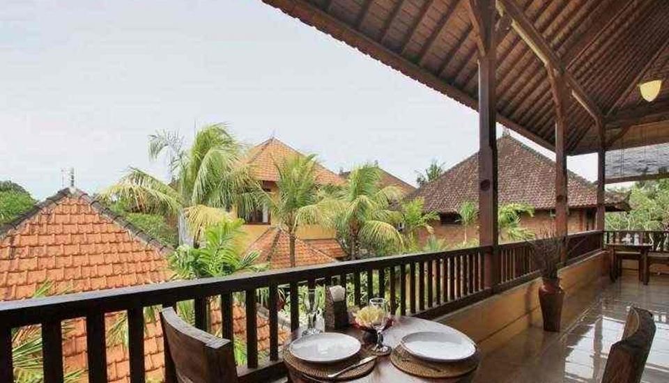 Mawa House Ubud Bali - Balcon
