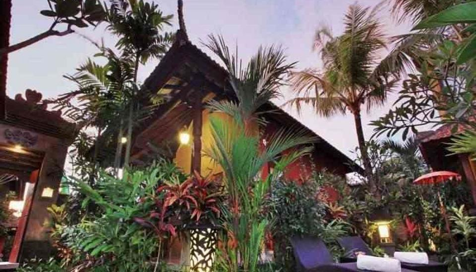 Mawa House Ubud Bali - Eksterior