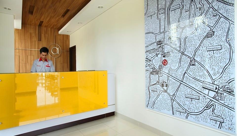 Amaris Hotel Bekasi - Resepsionis