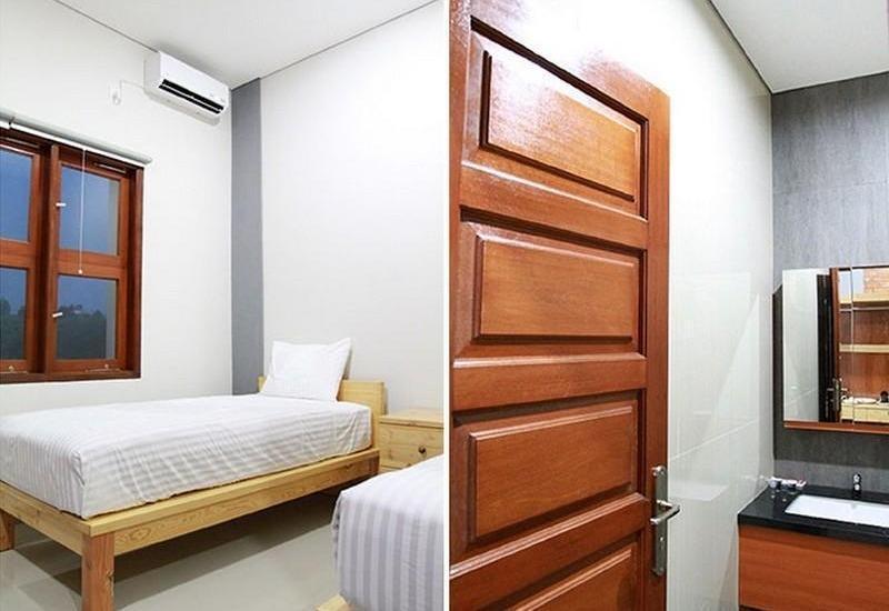 Rizen Kedaton Hotel Bogor - Deluxe Twin