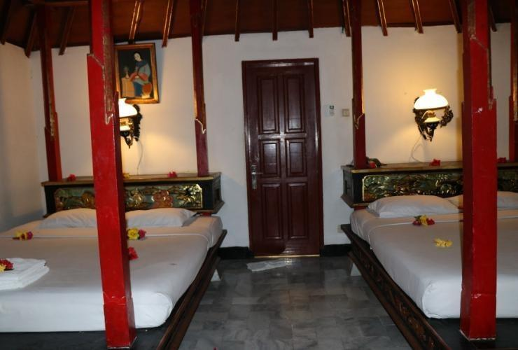 Puri Bunga Beach Cottage Lombok - ROOM