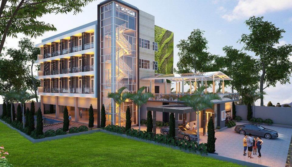 Balcony hotel sukabumi booking dan cek info hotel for Design hotel daniel campanella