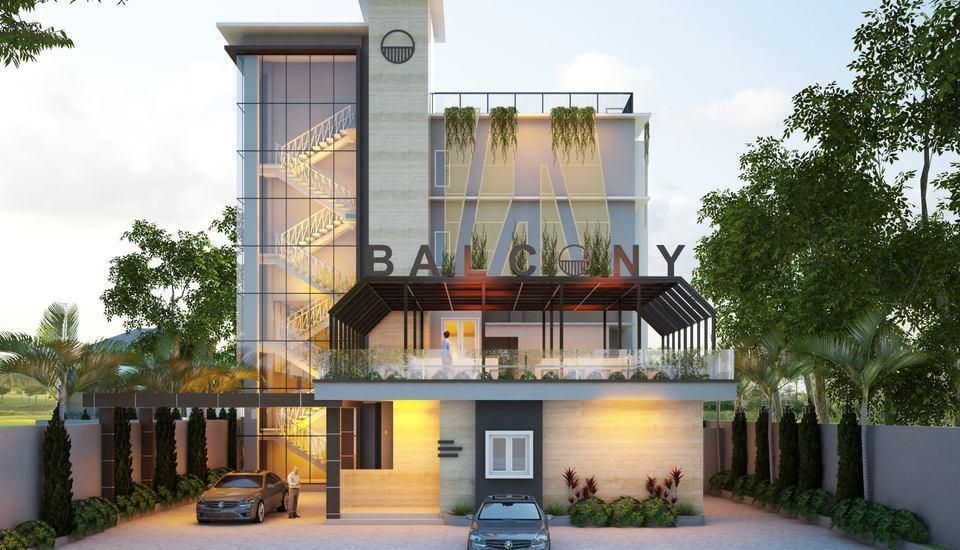 Balcony hotel sukabumi booking dan cek info hotel for Balcony booking