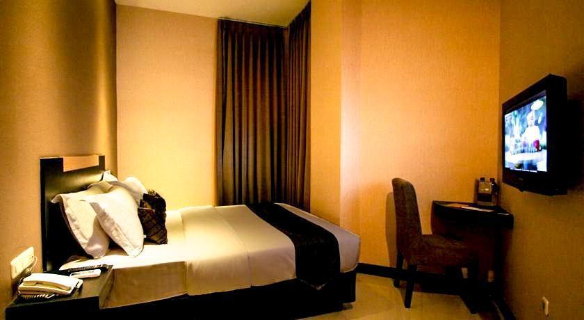 Hotel Vio Cimanuk - Kamar Tamu
