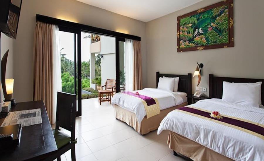 Kebun Villas & Resort Lombok - SEROJA TWIN BEDROOM ( FREE MINI BAR ) 48% OFF 21 MAR - 21 JUN 2017