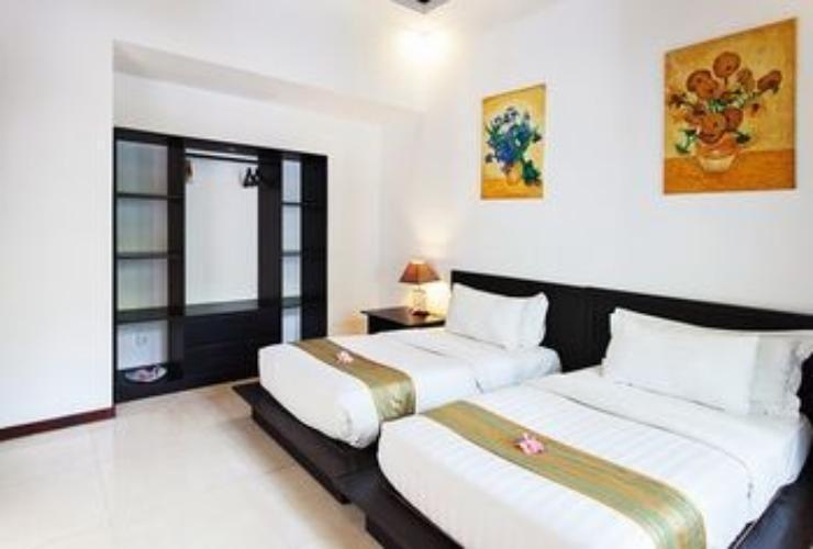 Kebun Villas & Resort Lombok - BALSA TWO BEDROOM PRIVATE POOL VILLA ( FREE MINI BAR) Super Saver 35%