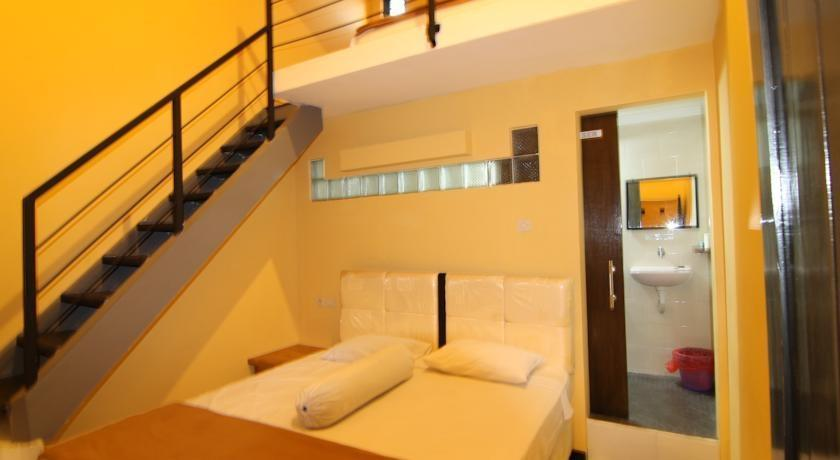 CT1 Bali Bed & Breakfast Bali - Double Decker Promo 40% OFF, Non Refundable