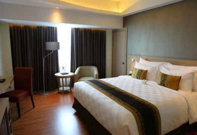 Golden Tulip Banjarmasin - Deluxe (08/July/2014)