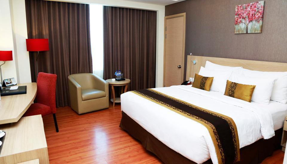 Golden Tulip Banjarmasin - Deluxe Single