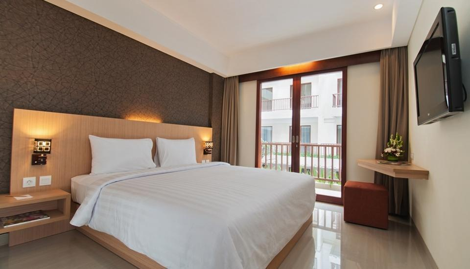 Sense Sunset Seminyak - Grand Deluxe Room with Breakfast Regular Plan