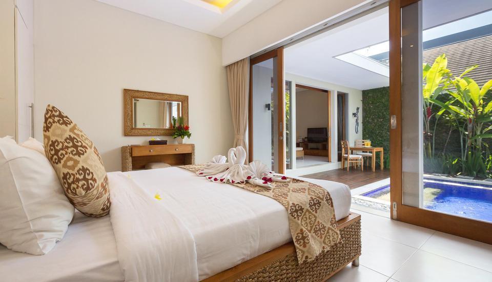 Nagisa Bali Easy Living Canggu Bali - Kamar Tidur