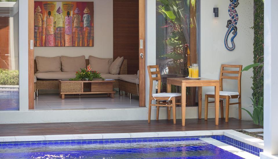 Nagisa Bali Easy Living Canggu Bali - Kolam Renang