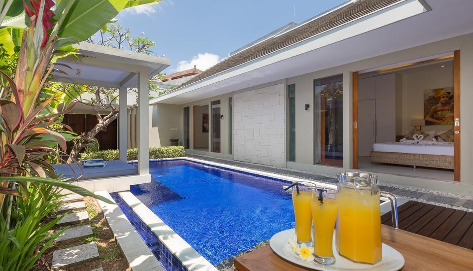 Nagisa Bali Easy Living Canggu Bali - 2 Bedroom Villa With Private Pool Flash Sale Promotion