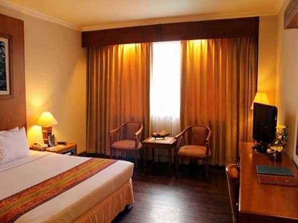 Grand Inna Malioboro - Deluxe King Room Long Syat Promotion 27%