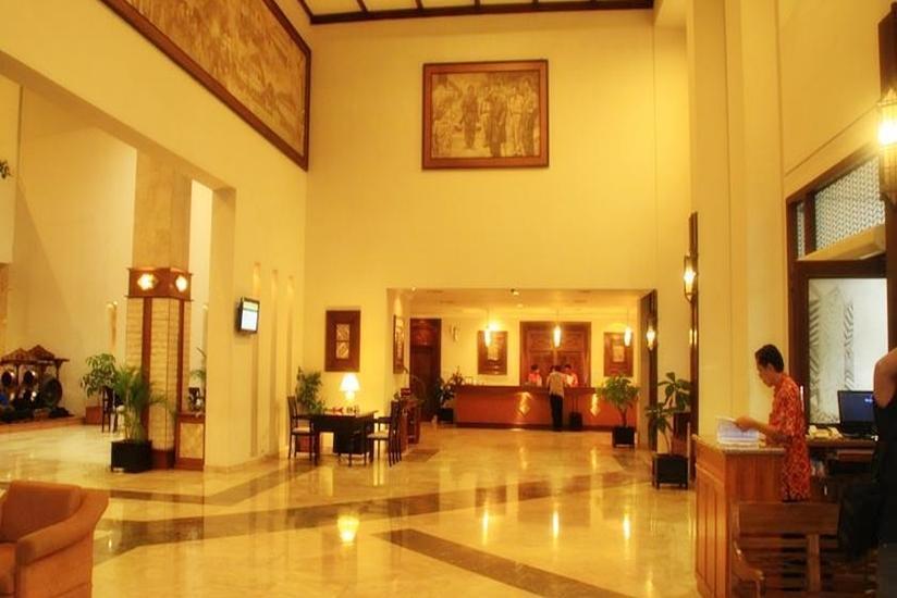 Grand Inna Malioboro - Lobi