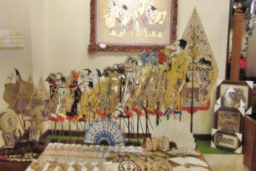Grand Inna Malioboro - Wayang