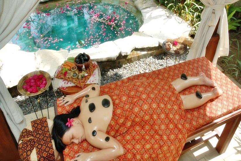 Inna Garuda Hotel Yogyakarta - Spa