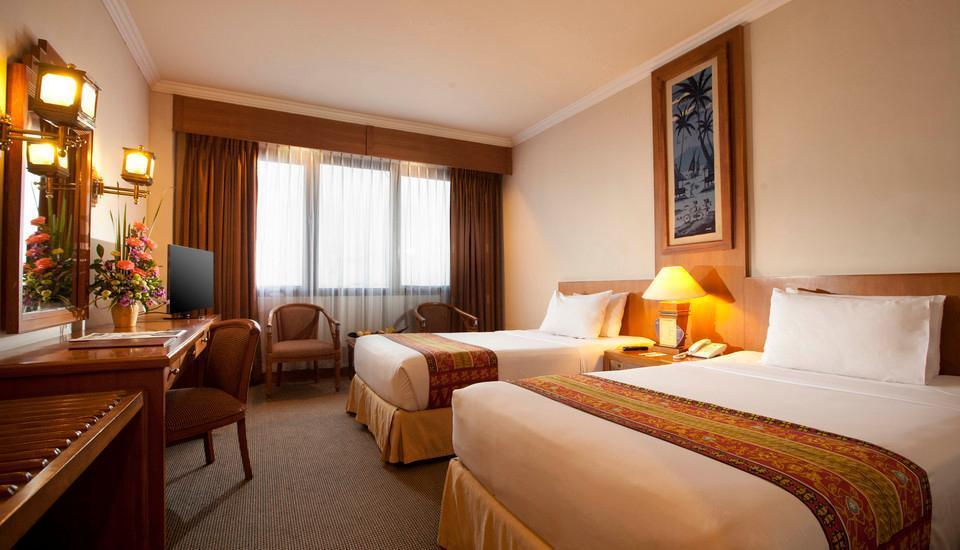 Grand Inna Malioboro - Deluxe Twin Room Only Long stay Promotion