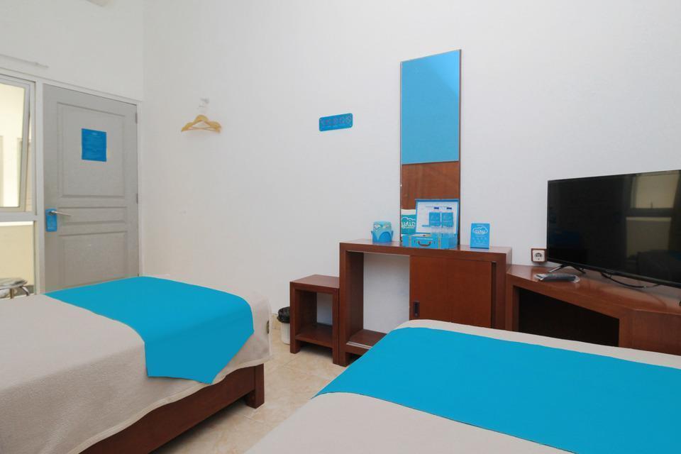 Airy Tugu Yogyakarta Poncowinatan 3 Yogyakarta - Superior Twin Room Only Pegipegi Special Promotion 38
