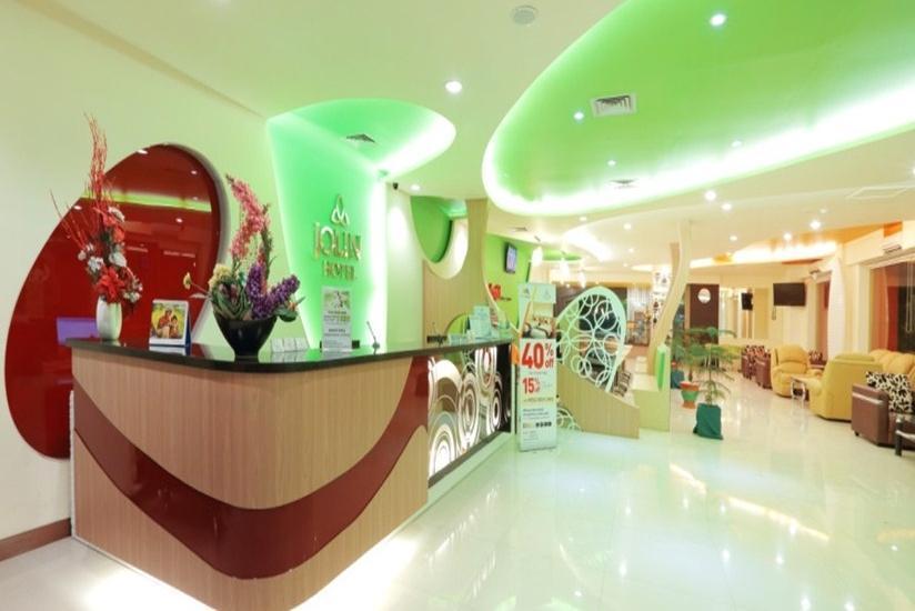 Hotel Jolin Makassar - Resepsionis