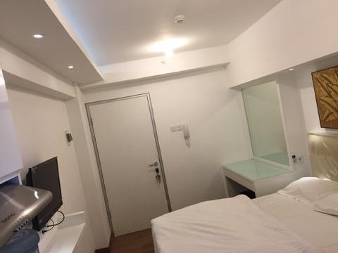 Grandboutique-Inn Pluit - Cozy Studio Apartment Room Only Regular Plan