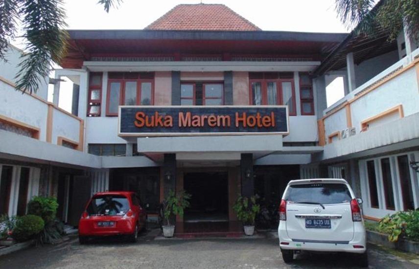 Hotel Suka Marem Solo - Penampilan depan