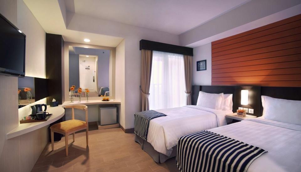 Ara Hotel Gading Serpong - Twin Bed