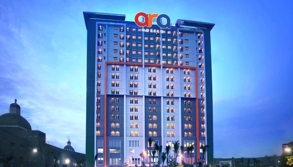 Ara Hotel Gading Serpong - Facade