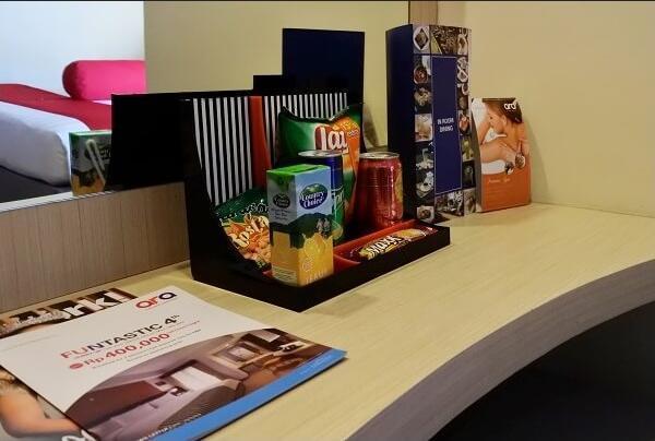 Ara Hotel Gading Serpong - Free Minibar