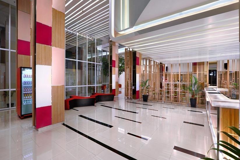 fave hotel Palembang - Lobi